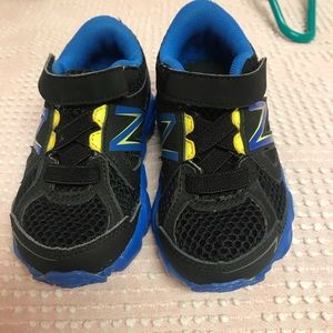 Infant boys New Balance sneakers